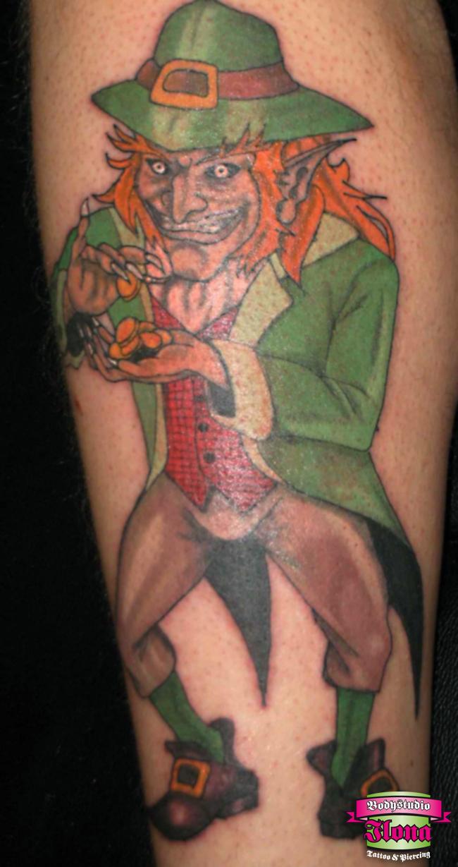 Tattoos von Künstlerhand gestochen - Tattoo Nachbehandlung